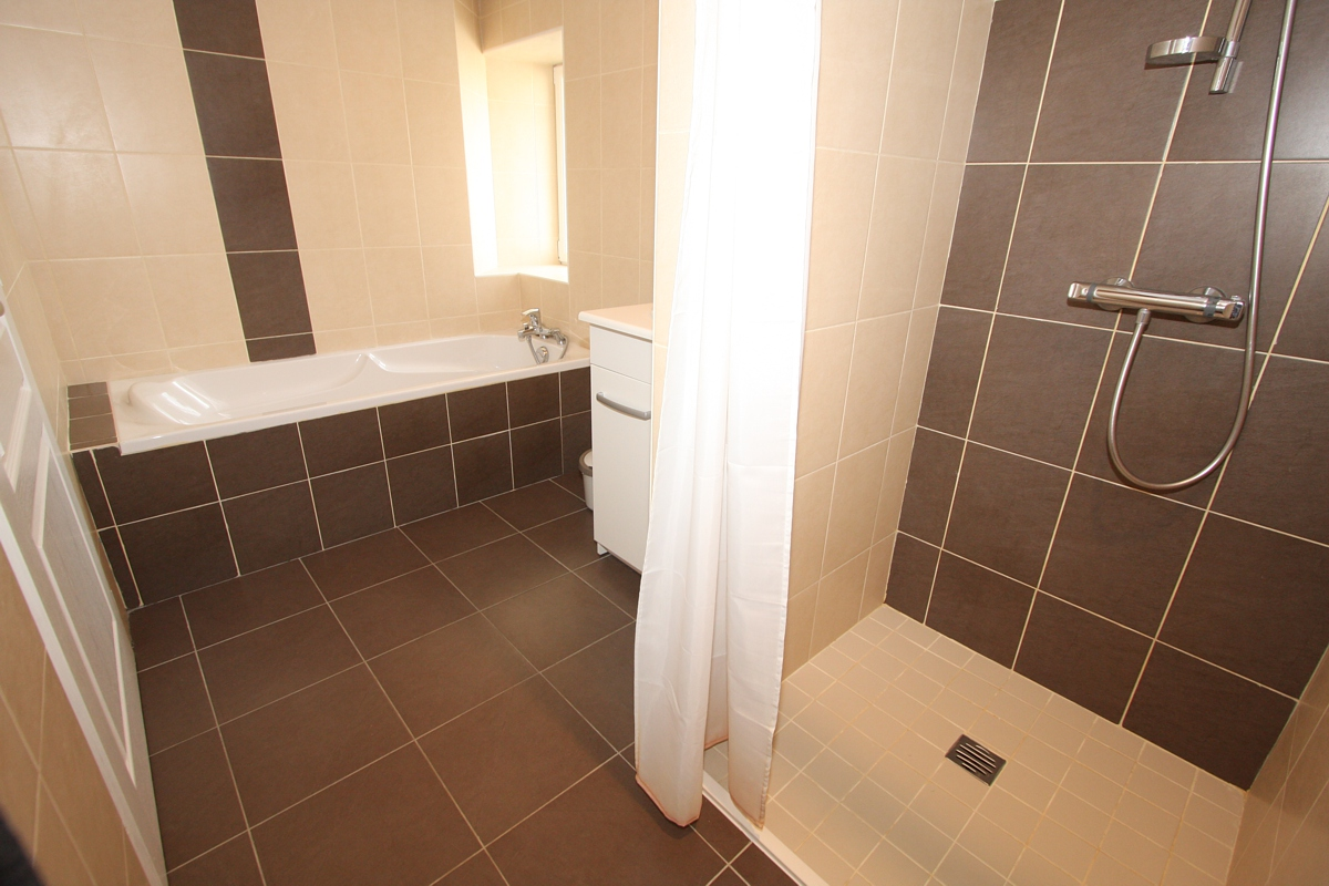 Salle de bains Gite de groupe le bocage 8 à 10 personnes