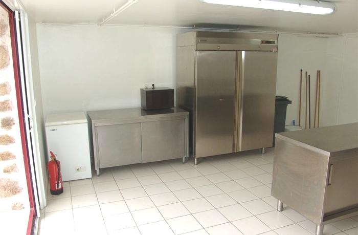 Cuisine pro et location de salle en Vendée