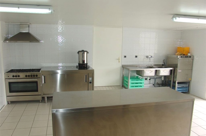 Cuisine de location de salle en Vendée