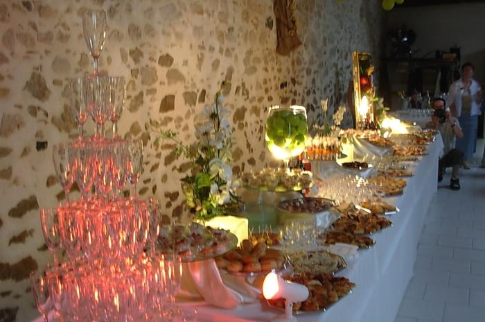 repas salle location de salle en Vendée