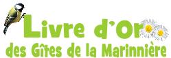 Livre d'or et avis des clients des gites de la marinnière en Vendée